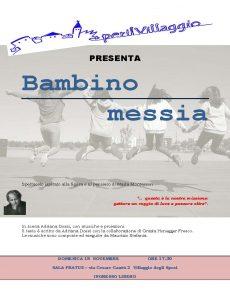 Bambino Messiabg181118